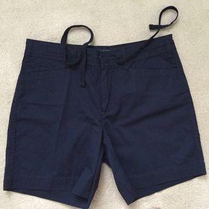 RL navy short shorts sz 2P
